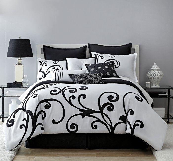 emmerson 10-pc. queen comforter set