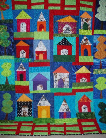 527 Best Dog Quilts Images On Pinterest Dog Quilts