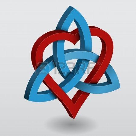 keltische knoop hart - Google zoeken