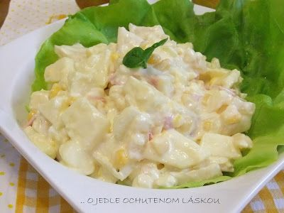 Pochútkový zelerový salát | O jedle ochutenom láskou