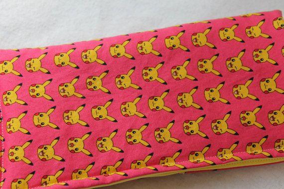 Pikachu Pokemon Pink Pokemon Eyeglass Case Pokemon Sunglass