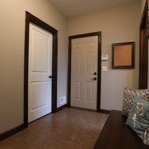 Pine Interior Doors With White Trim