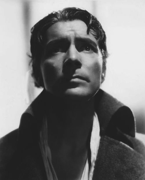 Ronald Colman in A Tale Of Two Cities (Jack Conway, 1935).  Ravishing man!  via matinee-moustache