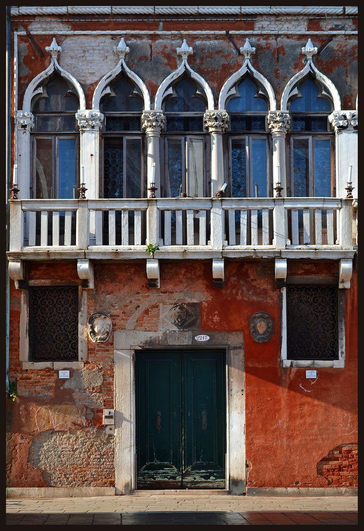 https://flic.kr/p/dDtdMT | Venetian House | A house in Venice
