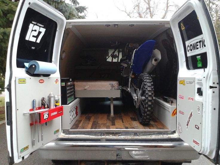 Moto van pic's - Moto-Related - Motocross Forums / Message Boards - Vital MX