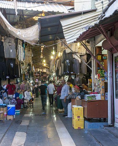 Diyarbakir - busy streets