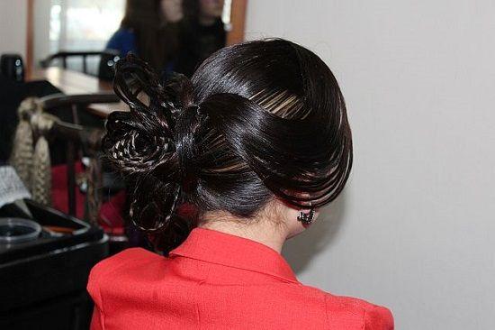 Стильные прически | hairwiki.ru