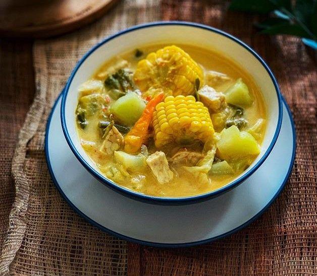 4 Resep Sayur Lodeh Jawa Spesial Manakah Yang Jadi Favoritmu Resep Resep Sayuran Resep Makanan Resep Masakan Indonesia