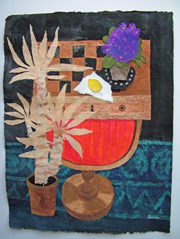 mary fedden art | Still Life with Lemon by Mary Fedden