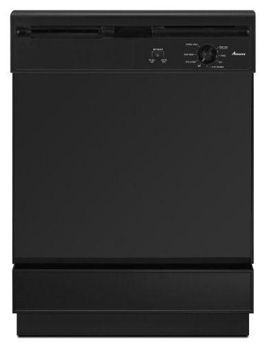 Amana Standard Tub Dishwasher, ADB1000AWB, Black | Kitchenwarecide Store