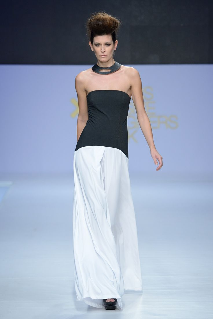 "Athina Korda Collection ""Work The Void"" S/S '14 Fashion Show at 14th Athens Xclusive Designer Week..."