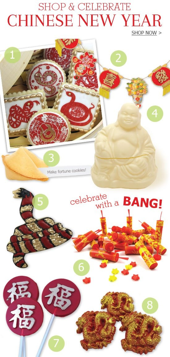 Chinese Holiday New Year Ideas