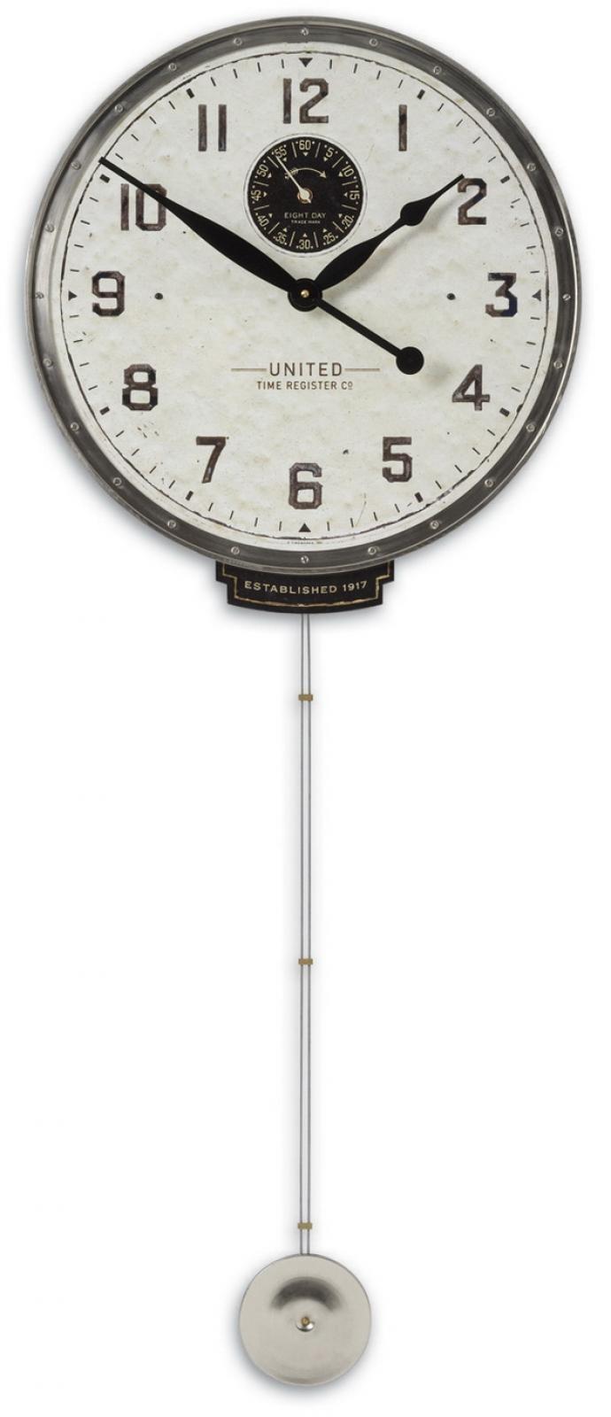 Am americana country wall clocks - 18in Designer Pendulum Wall Clock