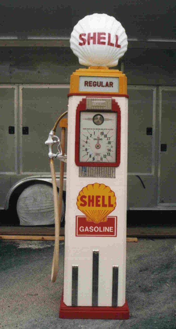 Nuns' Island gas station