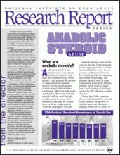 Research Report Cover-Anabolic Steroids