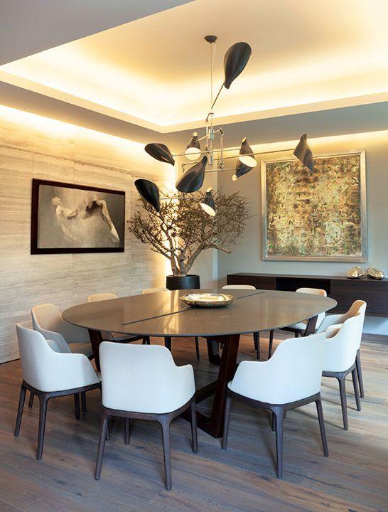 + 50 designs of dining rooms for interior decoration http://comoorganizarlacasa.com/en/50-designs-dining-rooms-interior-decoration/ + 50 designs of dining rooms for interior decoration #+50designsofdiningroomsforinteriordecoration #diningroomdecor #Diningroomideas #diningrooms