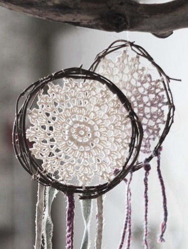 Lace Dreamcatchers