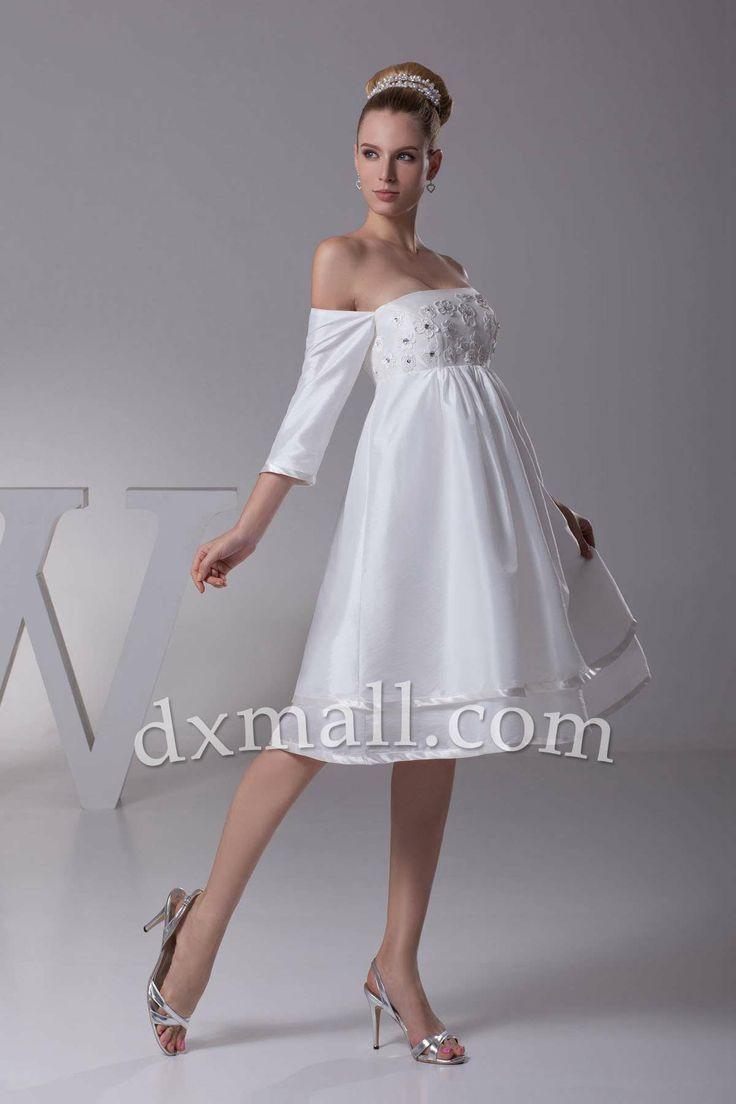 31 besten SHORT WEDDING DRESSES Bilder auf Pinterest ...
