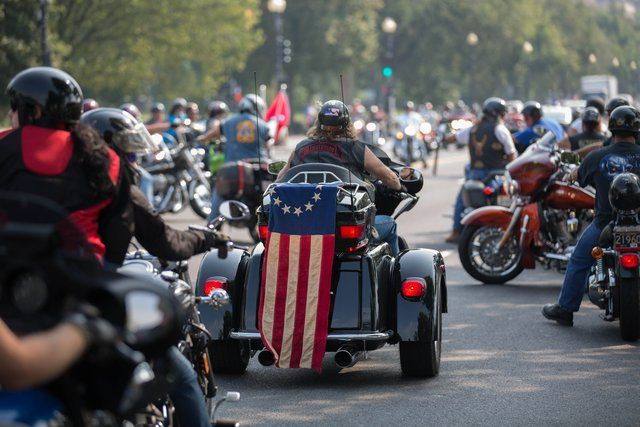 bikers dc memorial day weekend
