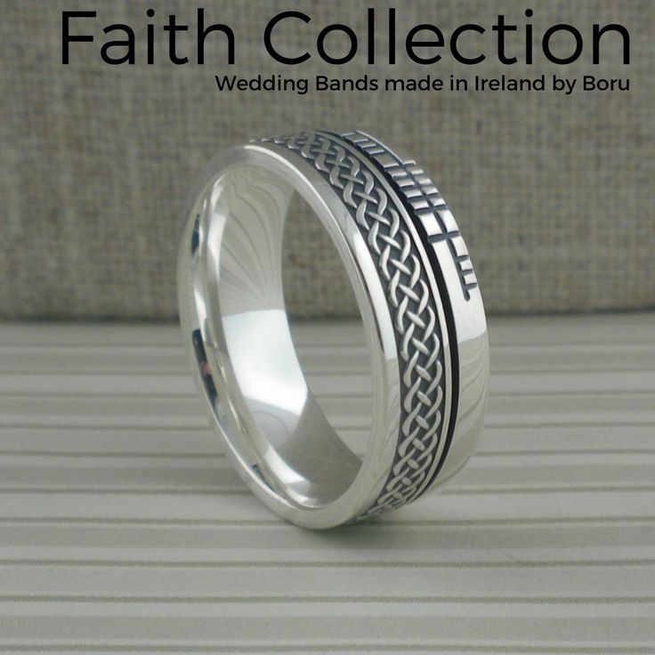 rail on celtic irish rings celticweddings boru wedding pinterest with ireland by ogham knot collection claddagh images best faith in handmade ring script