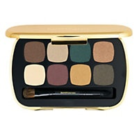 Bare minerals eye shadow. At the Bare Minerals store in the mall. This set or any of the smaller sets. Its called bareREADY $40