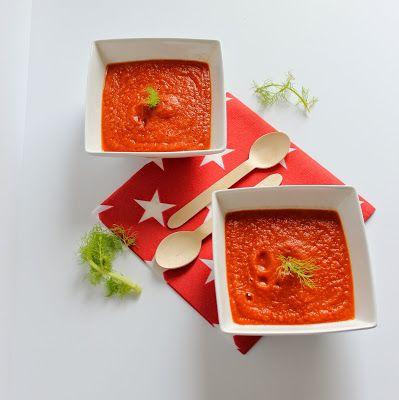 Le miam de Ninou...: {Yummy Day} Soupe Fenouil & Tomate