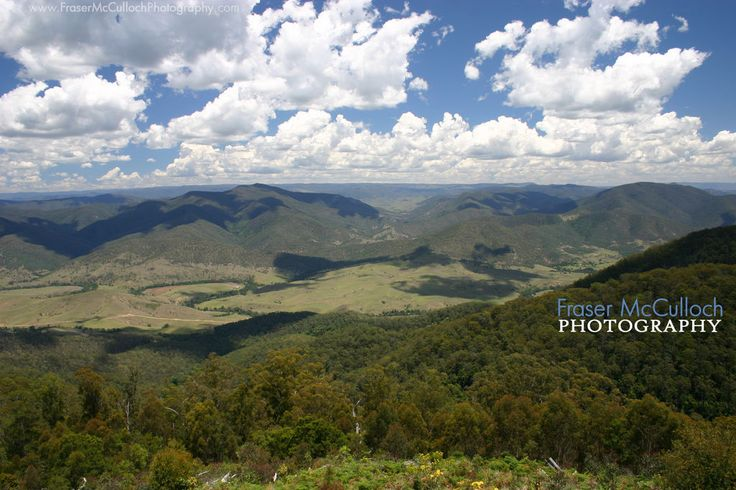Thunderbolts Highway Gloucester to Walcha