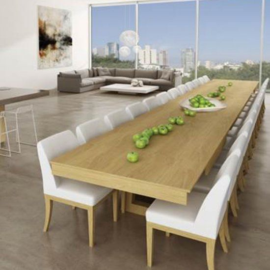 Best 25 10 seater dining table ideas on pinterest round for 10 seater glass dining table