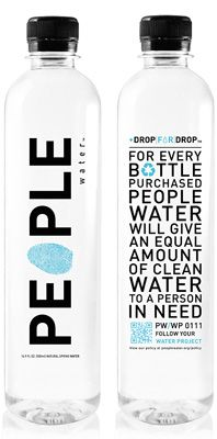 People Water <--Socially responsible company. Love.  Do you feel responsible to to help charities and non-profits? then visit Lovexperts website; lovexports.com/