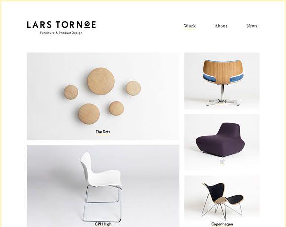 21 Inspiring Clean Website Designs #webdesign #inspiration