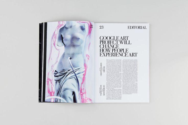Dream Magazine Editorial Design Folch Studio, Barcelona