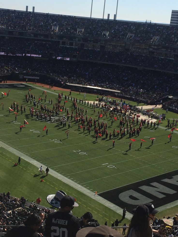 Raiders vs Chargers Oct 9 2016