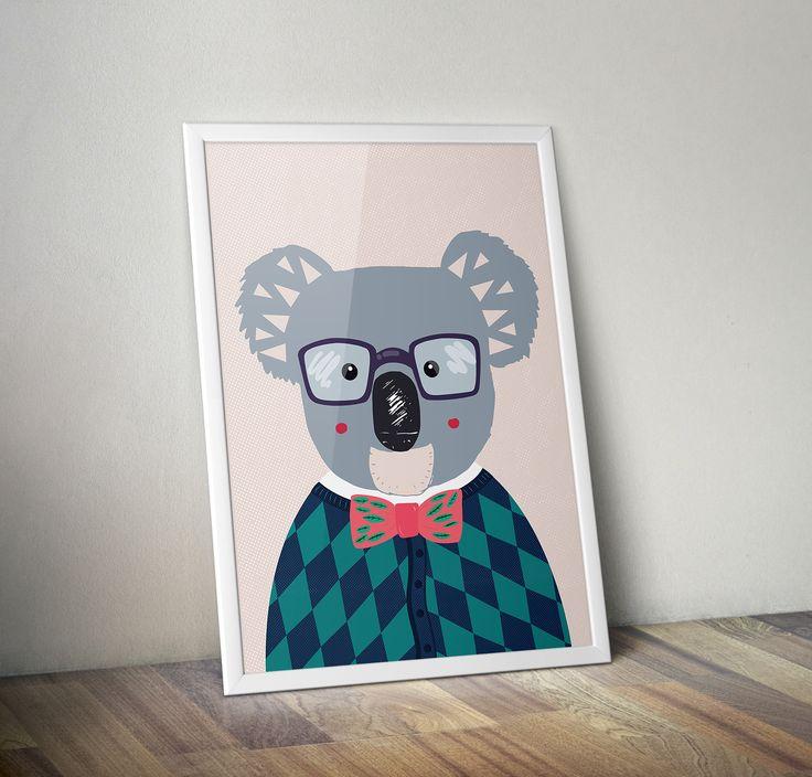 'Koala' by Ja Cię Broszę