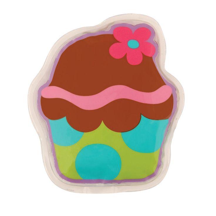 Stephen Joseph Buz Torbası - Cupcake 6 saate kadar soğuk kalma özelliği, 11cm * 15 cm boyutlarındadır.