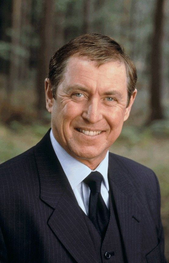 Detective Of The Day - Chief Inspector Tom Barnaby from Midsomer Murders played by John Nettles