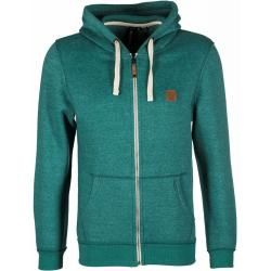 Jobman Technical Lined Vintage Hoodie Jacket – Hooded Sweatshirt Jacket – Black / Dark Gray – Gr