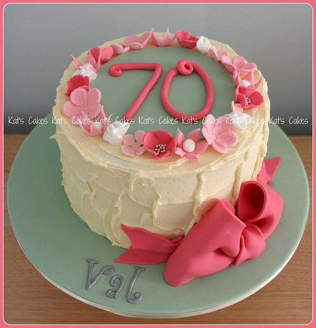 126 best Cakes 70th Birthday images on Pinterest 70 birthday