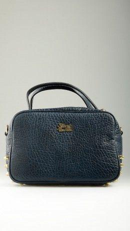 Caspiana Thorny blue tote bag