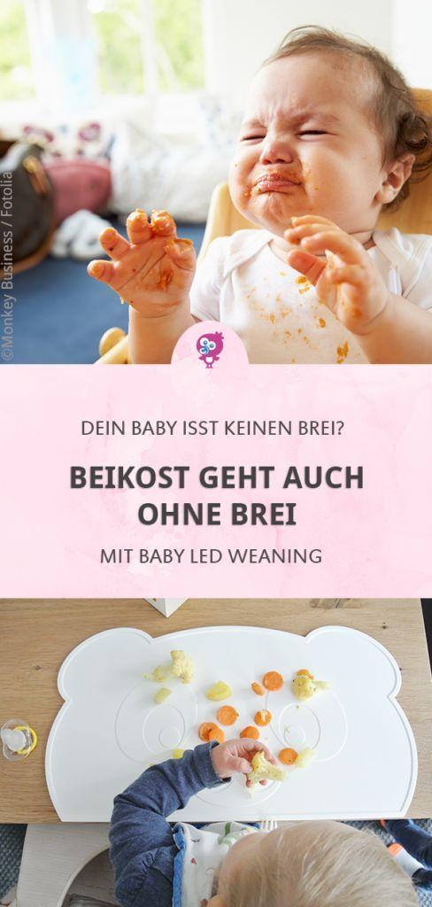 Baby-Entwöhnung: Alles, was Sie wissen müssen   – Baby-led Weaning