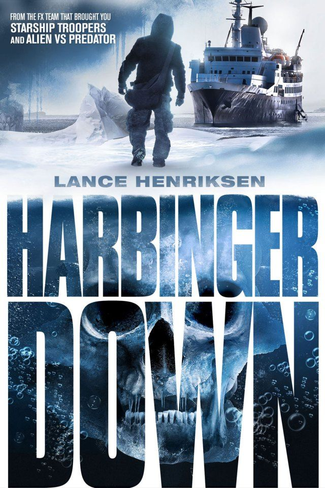 A New Poster & Trailer Is Uncovered from Harbinger Down