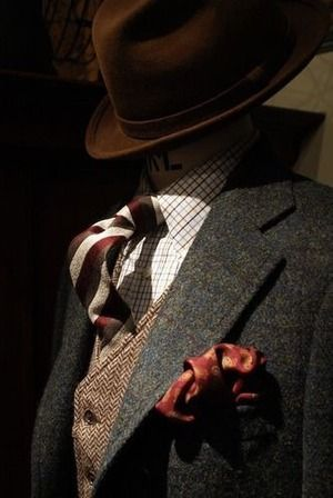 男のこだわり帽子|おじゃかんばん『メンズ帽子コレクション写真日記』