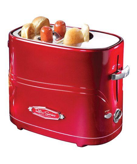 Nostalgia Electrics Pop-Up Hot Dog Toaster
