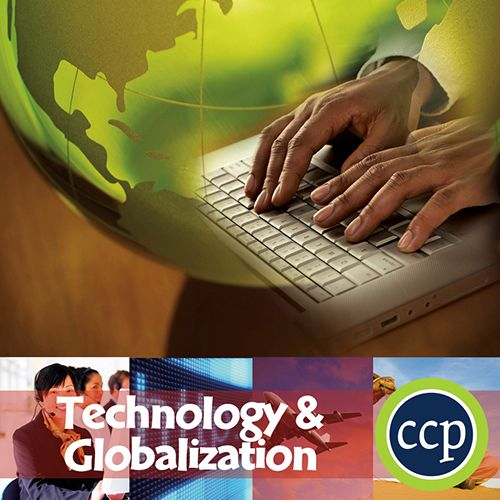 Enter into a world run on technology. We explore the topics centered on technology associated with globalization by examining such themes as Industrialization, the World Wide Web, and Technology used in the process of Transporting Goods, Communications, Travel, Energy, and Space.