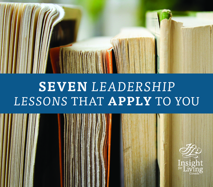7 leadership lessons from pastor Chuck Swindoll.  #Leadership, #Inspriation, #Inspirational, #Christian, #God, #Words, #Tips, #Wisdom