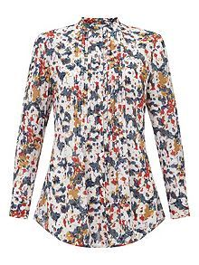 Penny Floral Shirt