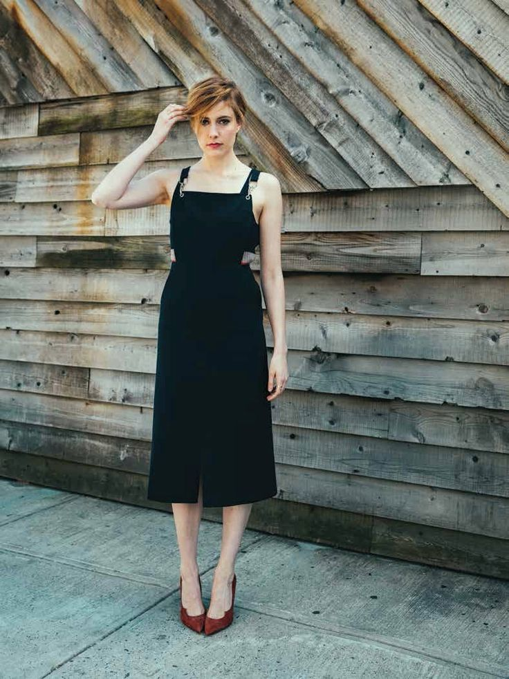 Greta Gerwig, photographed by Eric Ryan Anderson for Brooklyn magazine, May 2016