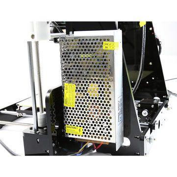 Anet® A8 3D Printer DIY Kit 1.75mm / 0.4mm Support ABS / PLA / HIPS Sale - Banggood.com