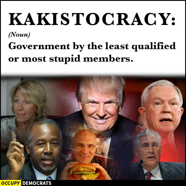 Image result for kakistocracy cartoons