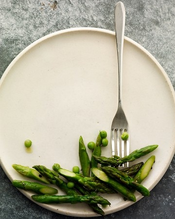 Sauteed Asparagus and Peas   Healthy Comfort Foods   Pinterest
