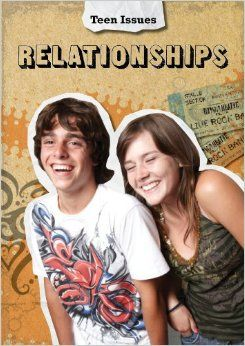 Relationships, By Lori Hile: Imagine having a fight with your best friend, breaking up with your girlfriend or boyfriend, or having a pointless arguement with your parents. it feels like the end of the world doesn't it? This book shows you how to pick up the pieces and survive, while making the most of all your relationships at school, home, and in your social life.